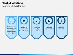 Project Schedule PPT Slide 10