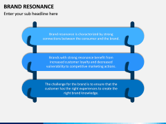 Brand Resonance PPT Slide 2