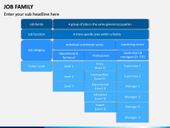 Job Family PPT Slide 12