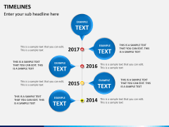 Timeline bundle PPT slide 7