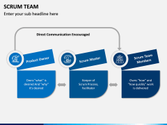 SCRUM Team PPT Slide 7