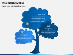 Tree Infographics PPT Slide 4
