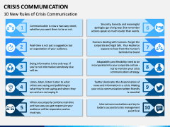 Crisis Communication PPT Slide 10