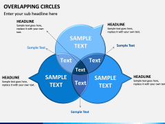 Overlapping Circles PPT Slide 14