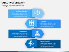 Executive Summary PPT Slide 9