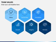 Team Values PPT Slide 5