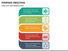 Strategic Objectives PPT Slide 25