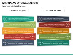 Internal Vs External Factors PPT Slide 18
