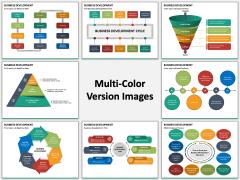 Business Development Multicolor Combined