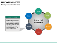 End to End Process PPT Slide 17