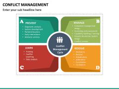 Conflict Management PPT Slide 19