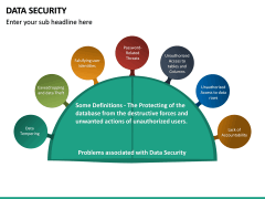 Data Security PPT slide 24