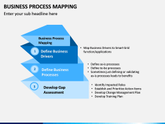 Business Process Mapping PPT Slide 1