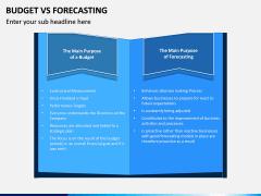Budget Vs Forecasting PPT Slide 2