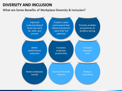 Diversity and Inclusion PPT Slide 9