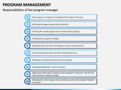 Program Management PPT Slide 16