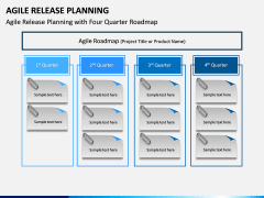 Agile Release Planning PPT Slide 1