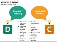 Creative Thinking PPT Slide 25