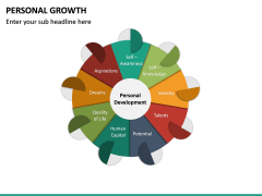 Personal Growth PPT Slide 39