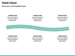 Train Track PPT Slide 23