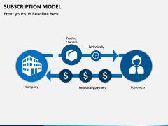 Subscription Model PPT Slide 8