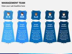Management Team PPT Slide 4