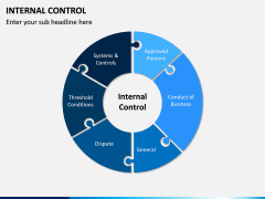 Internal Control PPT slide 1