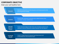 Corporate Objective PPT Slide 7