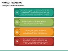 Project Planning PPT Slide 36