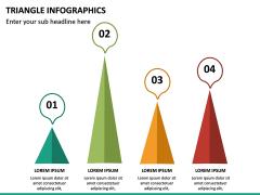 Triangle Infographics PPT Slide 26
