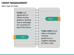Credit Management PPT slide 20