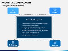 Knowledge Management PPT Slide 2