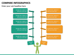 Compare Infographics PPT slide 23