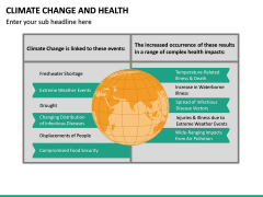 Climate Change and Health PPT Slide 25