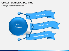 Object Relational Mapping PPT slide 13
