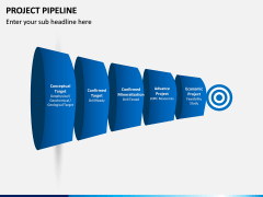 Project Pipeline PPT Slide 1