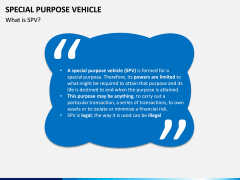 Special Purpose Vehicle (SPV) PPT Slide 2