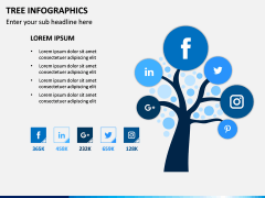 Tree Infographics PPT Slide 6