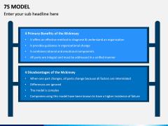 7S model PPT slide 14