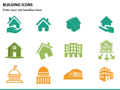 Building Icons PPT Slide 22