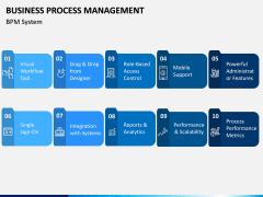 Business process management PPT slide 10