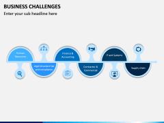 Business Challenges PPT Slide 5
