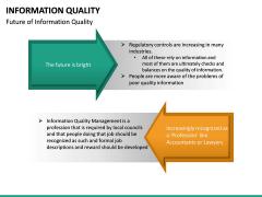 Information Quality PPT Slide 19