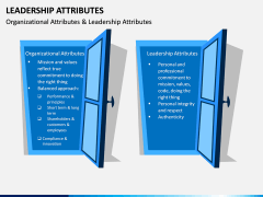 Leadership Attributes PPT Slide 10
