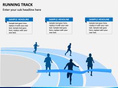 Running Track PPT Slide 2