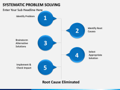 Systematic Problem Solving PPT Slide 14
