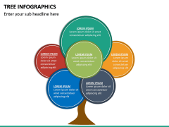 Tree Infographics PPT Slide 36