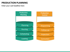 Production Planning PPT Slide 40