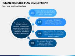 HR Plan Development PPT Slide 1