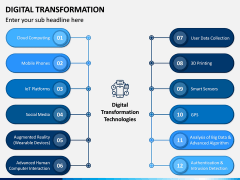 Digital Transformation PPT Slide 7